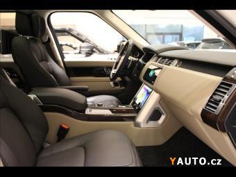 Prodám Land Rover Range Rover 3,0 TDV6 8AT Autobiography