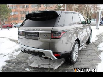 Prodám Land Rover Range Rover Sport 3,0 SDV6 306k AT HSE