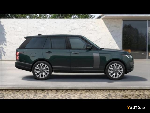 Prodám Land Rover Range Rover 4,4 SDV8 SWB Autobiography