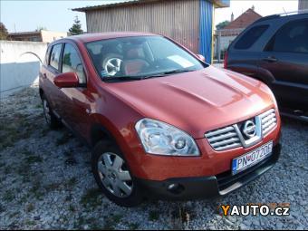 Prodám Nissan Qashqai 1.5 DCi Tekna