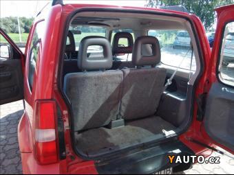 Prodám Suzuki Jimny 1.3 16V Sport