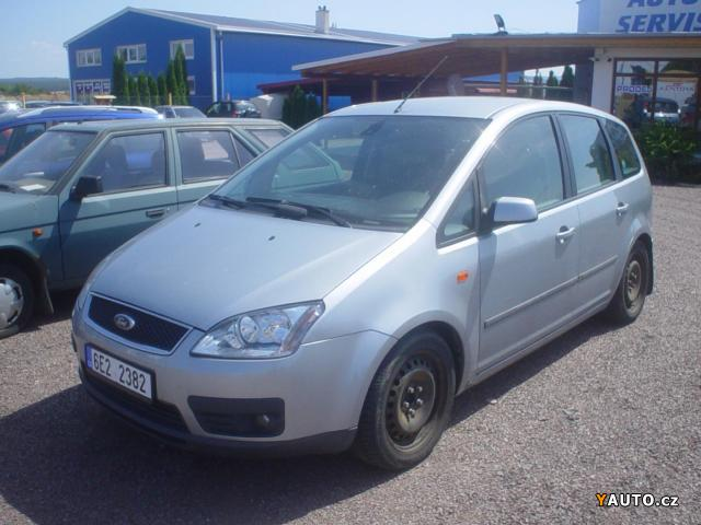 Prodám Ford C MAX 2.0 TDCI