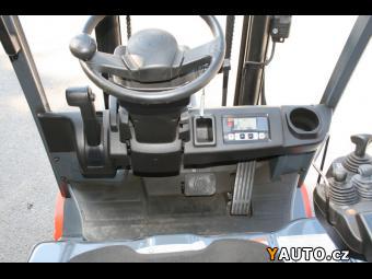 Prodám Toyota 8FBET15 (PS1027)