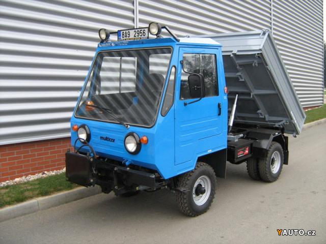 Prodám Multicar M 25 4x2 S3 (PS1124)