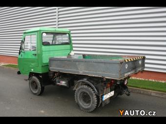 Prodám Multicar M 25 4x4 S3 (PS1155)