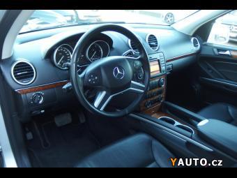Prodám Mercedes-Benz GL 3,0 CDI ČR 39tkm 7 míst