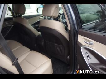 Prodám Hyundai Santa Fe 2,2 CRDi 4x4 ČR 1. maj. Premium