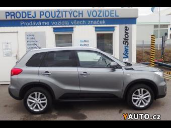 Prodám Suzuki Vitara 1,6 88kw ČR aut. klima kamera