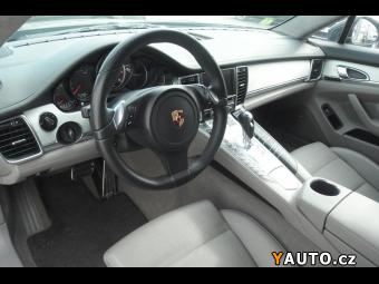 Prodám Porsche Panamera 4,8 Turbo 368kw ČR po servisu