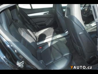 Prodám Porsche Panamera 4,8 294kW V8 4x4 ČR 1. majitel