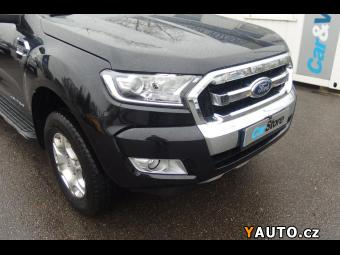 Prodám Ford Ranger 2,2 118 kw Limited automat
