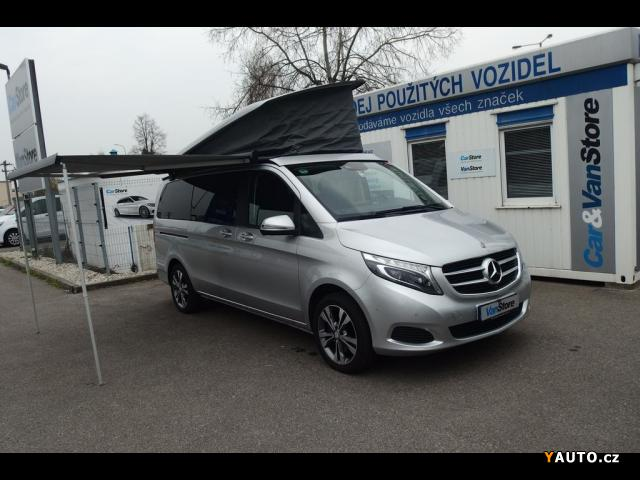 Prodám Mercedes-Benz 2,1 V 250d 4MATIC Marco Polo