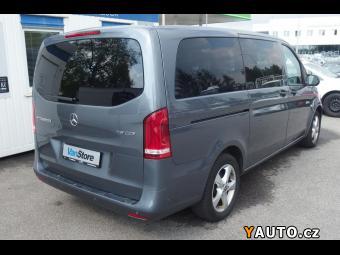 Prodám Mercedes-Benz Vito 2,1 CDI, L Tourer Select 8 míst