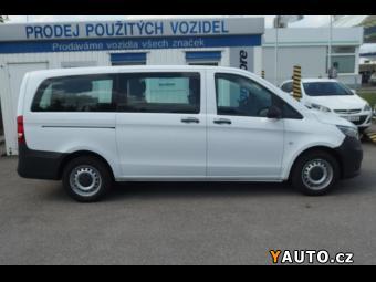 Prodám Mercedes-Benz Vito 2,1 CDI, L Tourer PRO 8 míst
