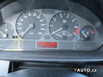 Prodám BMW Řada 3 316i