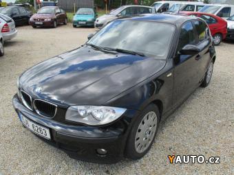 Prodám BMW Řada 1 116i