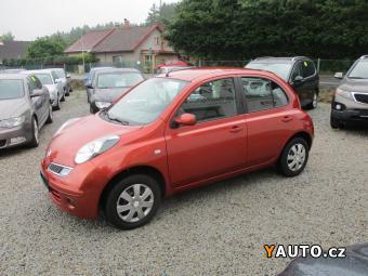 Prodám Nissan Micra 1.2 i Velmi pěkný
