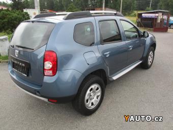 Prodám Dacia Duster 1.6 16 V 76 tis. km Top