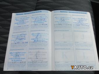 Prodám Ford Galaxy 1.9 TDI Ghia