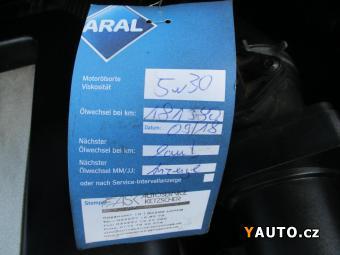 Prodám Volkswagen Touran 1.9 TDI Rozvody, oleje
