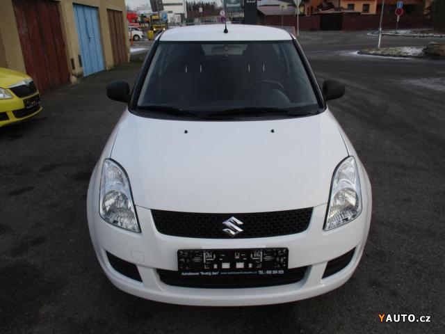 Prodám Suzuki Swift 1.3 i Top stav