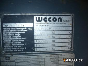 Prodám Wecom AWZ218LZ valník