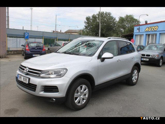 Prodám Volkswagen Touareg 3,0 TDi 176KW KM