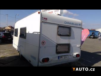 Prodám Caravelair 510 PALANDY PŘEDSTAN obytný p