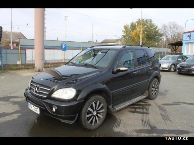 Prodám Mercedes-Benz Třídy M 4,0 CDI AMG