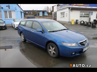 Prodám Honda Accord 2,4 I-VTEC KUP ČR