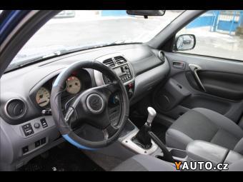 Prodám Toyota Rav4 2,0 D-4D