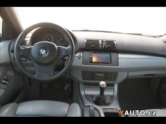 Prodám BMW X5 3,0 D