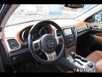 Prodám Jeep Grand Cherokee 3,0 CRD ČR, FULL, SERVIS