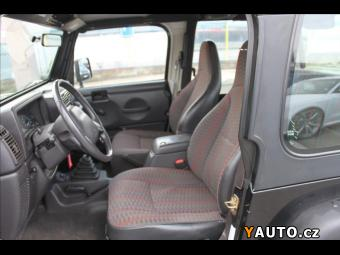 Prodám Jeep Wrangler 2,5 SPORT