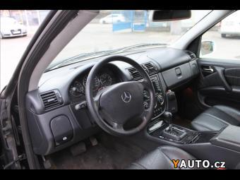 Prodám Mercedes-Benz Třídy M 4.0 400CDi BRABUS