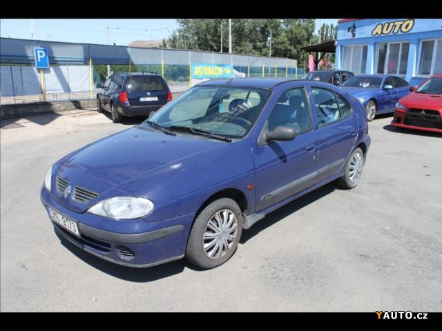 Prodám Renault Mégane 1,4 i