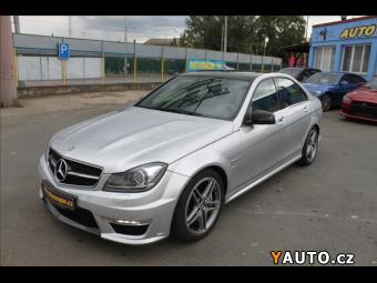 Prodám Mercedes-Benz Třídy C 6.3 63 AMG, TOP