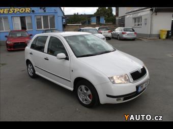 Prodám Škoda Fabia 1,2 HTP