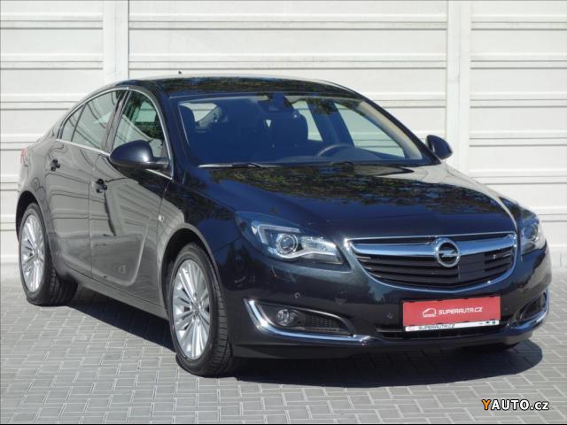 Prodám Opel Insignia 2,0 CDTi 125kW 4x4 A, T Cosmo k
