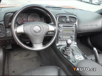 Prodám Chevrolet Corvette 6,2 V8 321kW V8