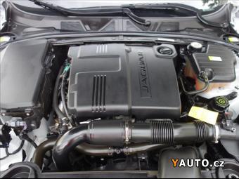 Prodám Jaguar XF 2,2 D 147kW A, T 1. maj Kůže Nav