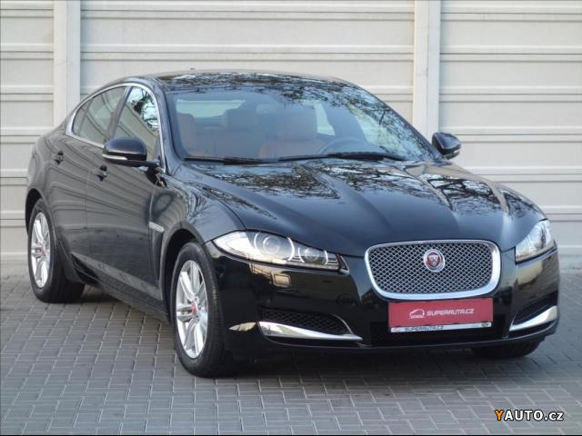 Prodám Jaguar XF 3,0 D 177kW 8A, T 1. maj DPH V6