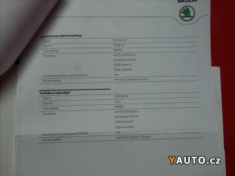 Prodám Škoda Fabia 1,4 TDi 66kW Style ČR 1. maj CR