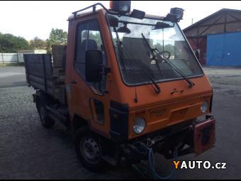 Prodám Multicar Magma 4x4 r. v 2004servo TDI