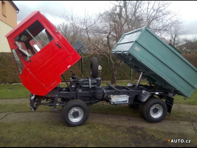 Prodám Multicar M25 4x4 servořízení radlice sy
