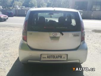 Prodám Daihatsu Sirion 1, VVTi 64kW motor toyota