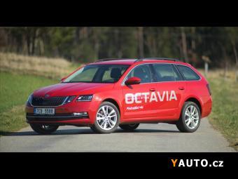 Prodám Škoda Octavia 1,5 TSI 110 kW Před. vůz Styl