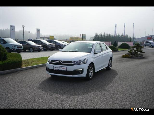 Prodám Citroën C-Elysée 1,6 HDi FEEL