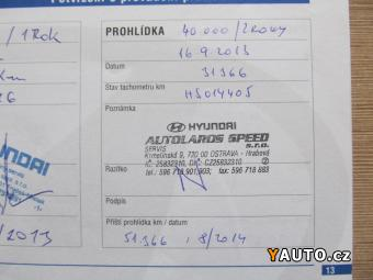 Prodám Hyundai H 1 2.5CRDi ČR 1. maj serviska