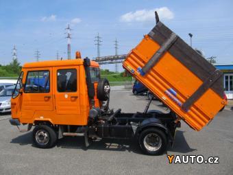 Prodám Multicar M 26 LD 5míst sklápěč